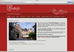 Beschreibung von www.schloss-beichlingen.de