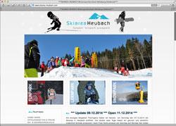 Website in neuem Fenster öffnen - 650-Meter-Piste mit Flutlicht und Funpark für akrobatische Tricks