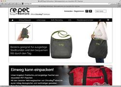 Website in neuem Fenster öffnen - Eichsfelder bringen modische Recycling-Entwicklung nach Deutschland