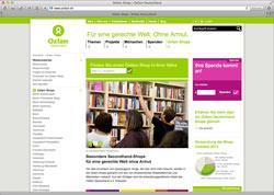 Website in neuem Fenster öffnen - Ehrenamtliche Second-Hand-Läden ermöglichen Hilfsprojekte in aller Welt