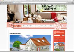 Website in neuem Fenster öffnen - Polizei gibt mit ″interaktivem Haus″ Tipps für ein sichereres Zuhause