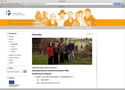 Website in neuem Fenster öffnen - Ehrenamtliche Helfer und Mentoren erleichtern den Alltag