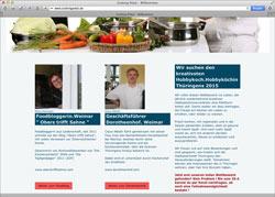 Website in neuem Fenster öffnen - Thüringer Hobbyköche zeigen erstmals im Wettkampf was sie können
