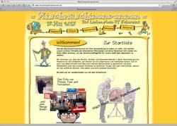 Website in neuem Fenster öffnen - Schweina lädt zum spektakulären Gaudiwettkampf ein