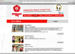 Website in neuem Fenster öffnen - Straßenfußball-Turnier begeistert Mädchen und Jungen zum 15. Mal