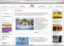 Website in neuem Fenster öffnen - Portal bietet Überblick über familien- und kinderfreundliche Angebote