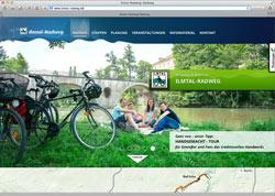 Website in neuem Fenster öffnen - Ausgezeichnete Vier-Sterne Tour führt von der Quelle bis zur Mündung
