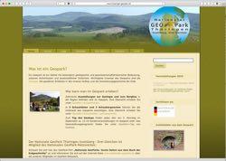 Beschreibung von www.thueringer-geopark.de
