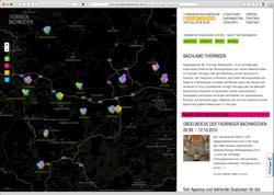 Website in neuem Fenster öffnen - Intuitiver Zugang zu Bach-Stätten, Spielorten und Konzerten