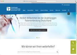 Website in neuem Fenster öffnen - Unabhängiger Rat zu Krankheiten, Therapien, Arzneien und Kosten