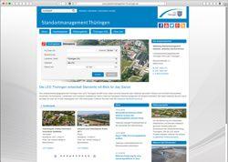 Website in neuem Fenster öffnen - Grundstücke und Immobilien für Unternehmer