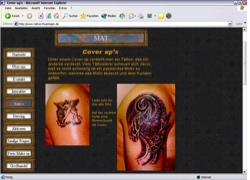 Beschreibung von www.tattoo-thueringen.de